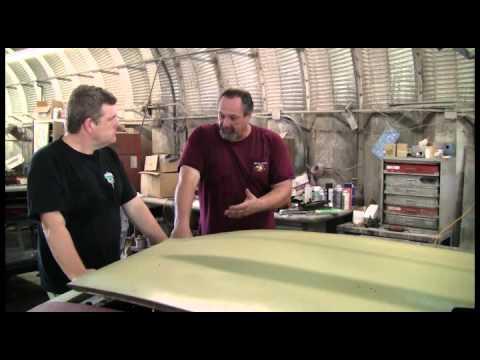 Episode 27 Part 2 How to set and adjust '67--69 Camaro Sheetmetal Autorestomod.f4v
