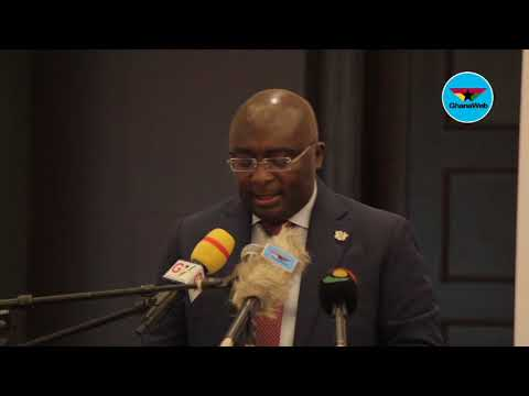 Dr. Bawumia's full speech at Ghana Beyond Aid programme