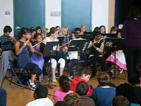 san ramon elementary school band #2