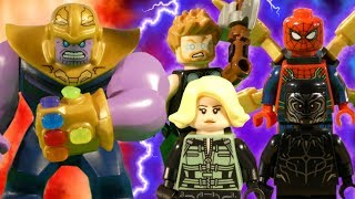 vuclip LEGO AVENGERS INFINITY WAR PART 1 - 16 - MARVEL STOP MOTION