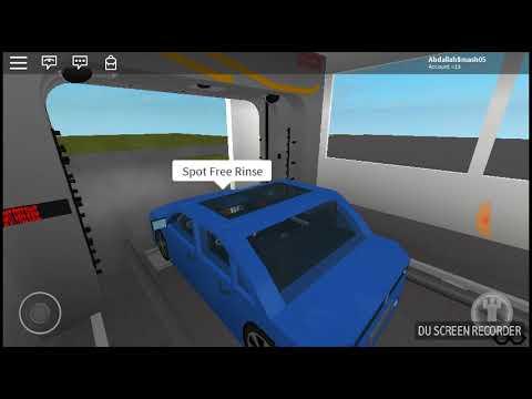 Roblox: Water Wizard 2.0 Car Wash/Mystick Gas Station