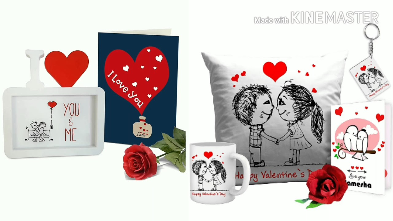 Happy Valentine S Day 2018 Best Gifts For Her Girlfriend Wife Lover