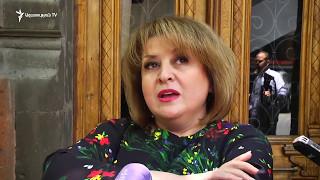 Ռիտա Սարգսյանը պատասխանում է «Ազատության» հարցերին