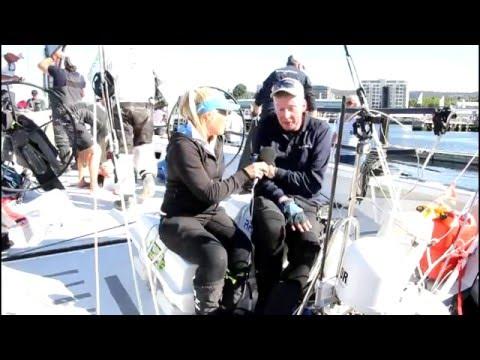 Rolex Sydney Hobart 2015: Balance, Ragamuffin TP52 & Primitive Cool