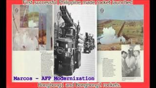 Achievements of President Ferdinand E. Marcos