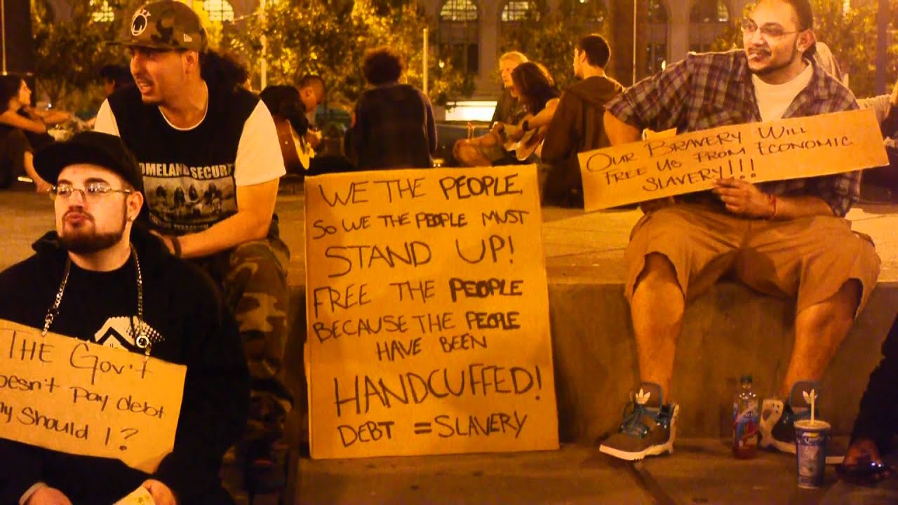 #occupysf