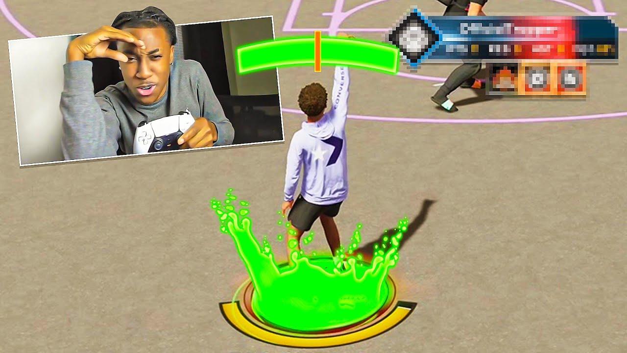HALFCOURT GREENS W/ The Best JUMPSHOT In NBA 2k21!😜 PS5 Next Gen!