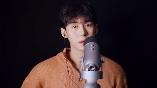 (ENG SUB)🐝꿀잠 유도 9가지 단어 반복 ASMR 💤 9 Trigger Words ASMR | Korean Male 남자 | 베일드