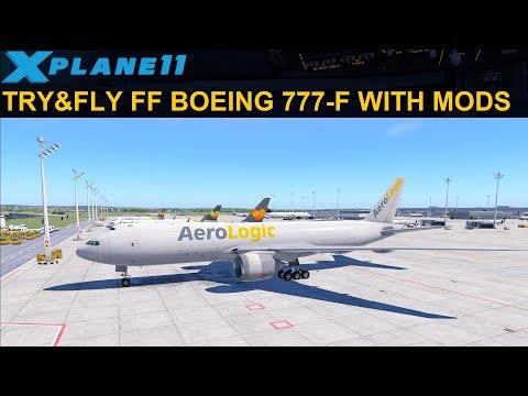 Try & XPlane: EADT x737 Boeing 737-800 Freeware on X-Plane 10