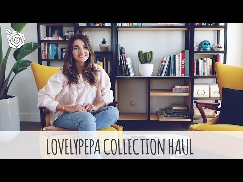 LOVELYPEPA COLLECTION HAUL | ALEXANDRA PEREIRA