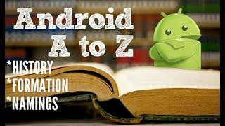 ANDROID A TO Z in Hindi