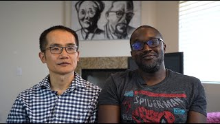 A Chinese-Black Gay Couple Talks About Racism