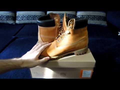 Как отличить оригинальные ботинки Timberland от подделки