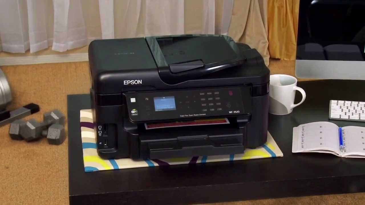 DOWNLOAD DRIVERS: EPSON WF 3520 PRINTER