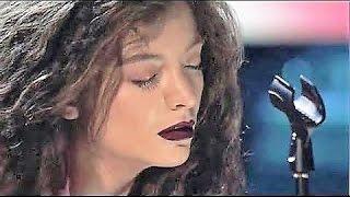 Lorde - All Apologies [HD]