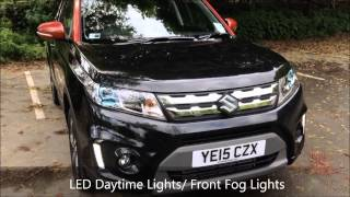 All-New Suzuki Vitara 2015(Walk-through of the all-new Suzuki Vitara Model Shown: Suzuki SZ5., 2015-05-22T14:28:10.000Z)