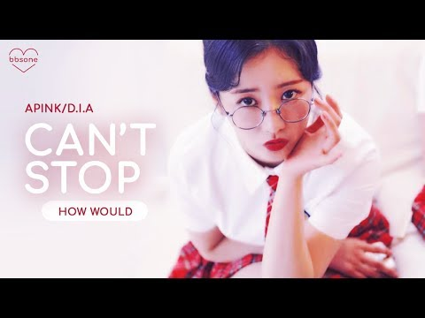 HOW WOULD APINK SING: DIA (다이아) - Can't Stop (듣고싶어) LINE DISTRIBUTION