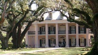 Oak Alley Plantation, Vacherie, Louisiana (near New Orleans)
