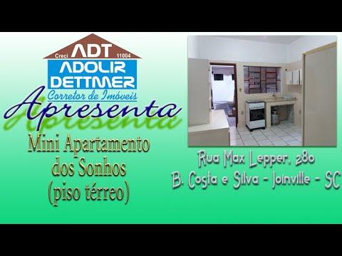 Kitinete Joinville Costa e Silva 187150