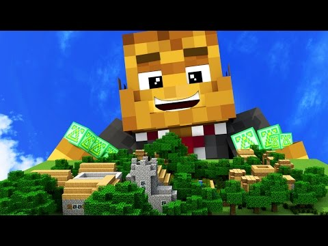 DELTA LUCKY BLOCK SKY HOUSE CHALLENGE | Minecraft - Lucky Block Mod