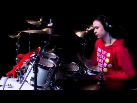 Enigma Machine - Dream Theater - HD Drum Cover By Devikah