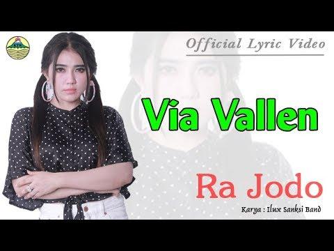 Ra Jodo - Via Vallen (OM. Sera)  |  Lyric   #music