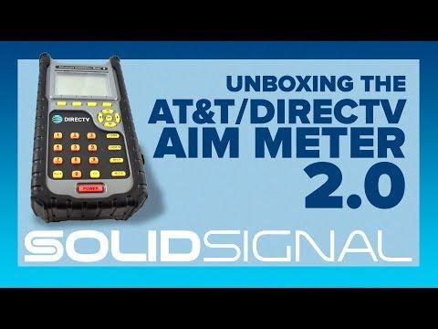 Exclusive Unboxing: AT&T/DIRECTV AIM Meter 2.0