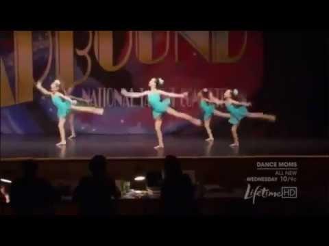 Dance Moms-Season 1-Episode 3-Group Dance-Ups & Downs - YouTube