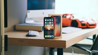 Living with the iPhone X for 90 Days