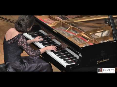 San Marino Piano Competition 2016 - Salimdjanova (eliminatorie)