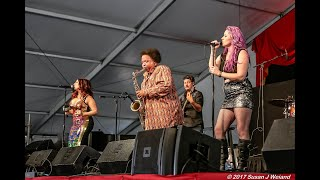 """Baby I Love You"" - The Ron Holloway Band - New Orleans Jazz & Heritage Festival"