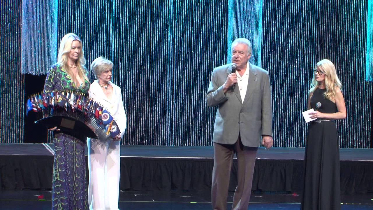 David And Jackie Siegel At Mrs America 2015 Youtube