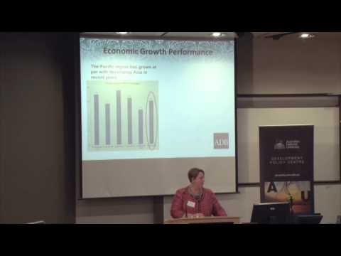Evolving linkages of Pacific economies: Emma Veve