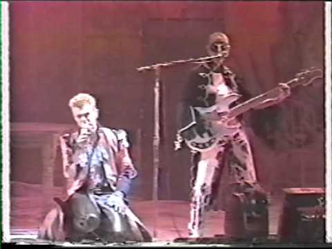David Bowie Phoenix Festival 1996 Japanese TV