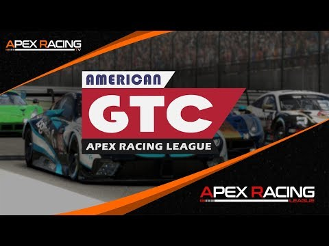 ARL American GT Championship S1R7 - Daytona
