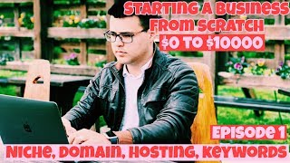How You Can Do It Too 😱 Starting a business from scratch 0 to 10000$