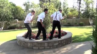 LDS Orange California Stake 2014 Young Men Suprise Music Video
