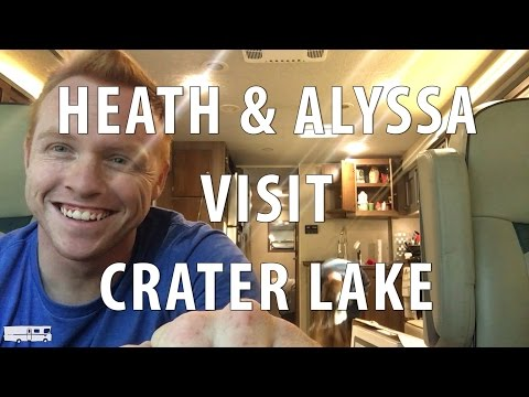 Exploring Crater Lake National Park