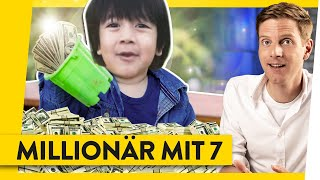 Wunderkind von YouTube: Ryan ToysReview | WALULIS