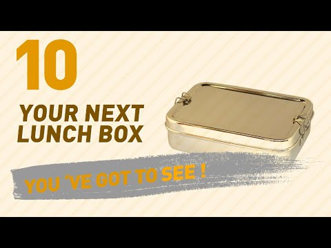 Girls Lunch Boxes // New & Popular 2017