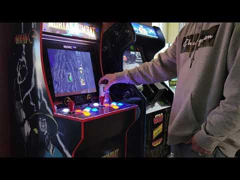 Arcade1up  Mortal Kombat from Shane 77