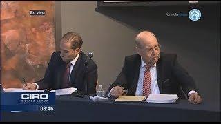 EPN y Luis Videgaray deben ser citados a declarar, Lozoya es inocente, insiste Coello