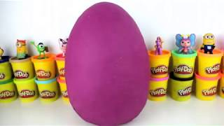 Video Giant Surprise Egg Giant Play Before Egg CROWS Smeshariki and Other Surprises Minions Thomas Cold He download MP3, 3GP, MP4, WEBM, AVI, FLV Maret 2018