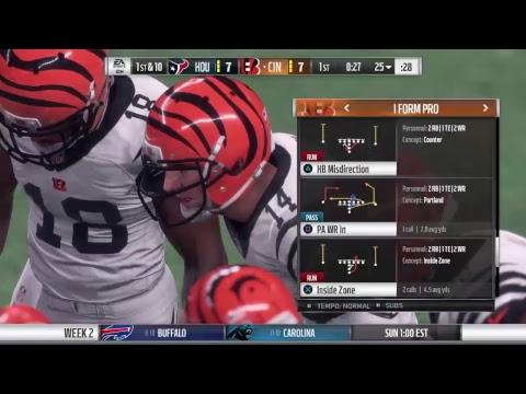 M18 - Cincinnati Bengals Franchise - Season 1