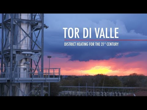 Acea Tor Di Valle District Heating Plant - full length documentary | Cefla Plant Solutions
