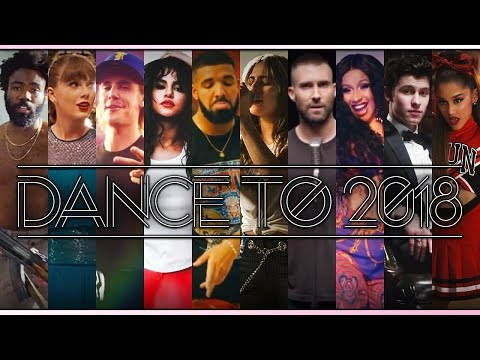DANCE TO 2018 | YEAR END MEGAMIX (MASHUP) // by Adamusic