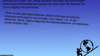 "Skuldkrisen: Spanien ""kommer behöver extra räddningsaktion"", the tyler group barcelona.wmv"