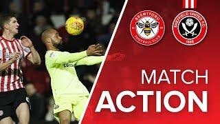 Brentford 2-3 Blades - match action