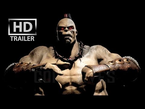 Make Mortal Kombat X | Story Trailer (2015) Goro Lives! Pictures