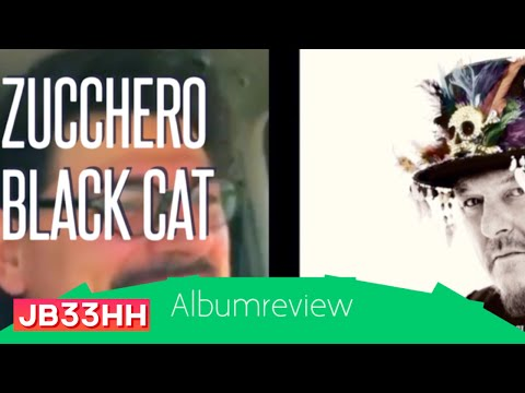 Albumreview: Zucchero - Black Cat